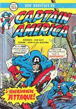 Artima / Arédit  Captain America    N° 20  série 1