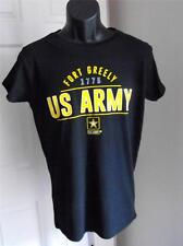 NEW - U.S. ARMY FORT GREELY WOMENS LARGE (L) T-SHIRT BY J. AMERICA 57CB