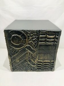 Adrian Pearsall for Craft Associates MCM Brutalist Cube