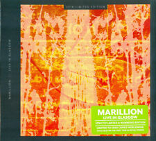 Marillion - Live In Glasgow CD ***numbered limited edition digipak***