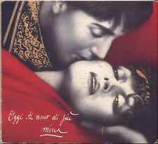 MINA - Oggi ti amo di piu' - CD DIGIPACK 1988 NEAR MINT CONDITION