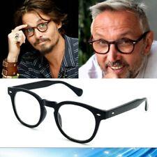 Occhiali da Vista da Lettura Stanchezza Johnny Depp Chef Barbieri Stile Moscot