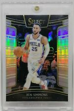 2018-19 Select Prizms Silver Ben Simmons NOT MINT CHECK PICS