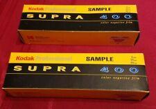 New Listing10 Rolls of 36 exp 35mm Kodak Supra 400 Color Negative Film Expired 04/2002