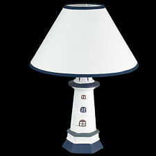 Honsel Lampe de table BALTIC Leuchtturm Maritime Nordique Flair