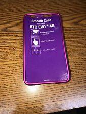 Htc Evo 4G Pink Case