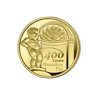 2,5 euro Belgien 2019 : Manneke Pis :  Aus den Offizielen Set entnommen