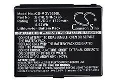 NEW Battery for Motorola i296 i335 i465 Clutch BK10 Li-ion UK Stock