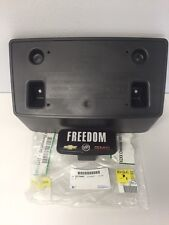 GM 22774440 2015-2016 SILVERADO 2500/3500HD FRONT LICENSE PLATE MOUNTING BRACKET
