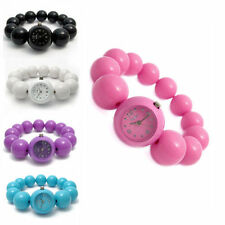 Women's Stretch Bracelet Analog Wristwatches