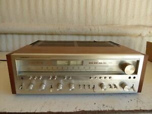 Vintage Pioneer Model SX-1250 HiFi Stereo Receiver Original Survivor Nice Shape