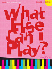 More What Else Can I Play? Grade 2 Piano Solo Easy Learn Play FABER Music BOOK