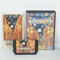 COLUMNS Mega Drive Sega ccc md