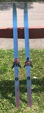 Valtonen Litex CS Made in Finland XC  Skis 120cm Waxless Base Youth