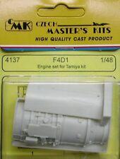CMK 1/48 F4D-1 SKYRAY Motore Set per Tamiya kit # 4137
