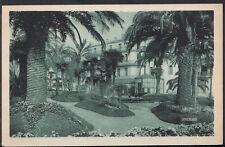 France Postcard - Jardins De L'Hotel Du Pavillon a Cannes   RT1212