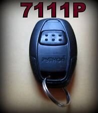 PYTHON 7111P  KEYLESS ENTRY REMOTE TRANSMITTER FOB DOOR CONTROLLER  EZSDEI47IH