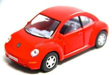 "5"" Kinsmart New VW Volkswagen Beetle Diecast Model Toy Car 1:32 Red"