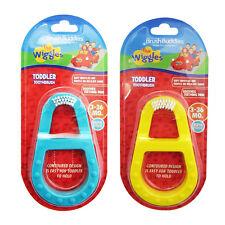 Brush Buddies The Wiggles Toddler Toothbrush - Teething-friendly brush