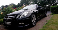 Mercedes-Benz E350  AMG SPORT Auto Convertible IMMACULATE with LOTS of extras
