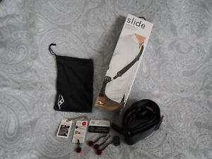 Peak Design Slide Camera Strap - Black - Original Box & Accessories **UNUSED**