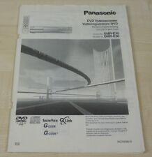 Panasonic DMR-E30 Bedienungsanleitung Deutsch / Italienisch