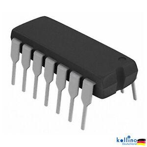 SN74HC132N 74HC132 74 HC 132N NAND Schmitt Trigger 4 Fach DIP14 Arduino Raspberr
