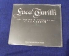 LUCA TURILLI THE INFINITE WONDERS OF CREATION CD PROMO 2006 SLIMCASE RHAPSODY