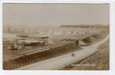 More details for ianstown looking east: banffshire postcard showing railway (c61250)