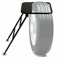 400lb Wheel Ladder Portable Folding Truck Tire Step Height Adjustable Heavy Duty
