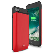TQTHL Portable spare Charger For iPhone 7 Plus 7200mAh Battery Cases P