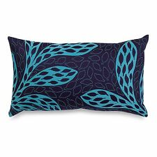 Amy Butler DREAM DAISY POPPY Decorative Toss Pillow Floral Morning Blossom Blue