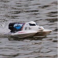 RC Profi Rennboot SHARK V4 Brushless 60km/h 2,4 Ghz. Boot Schiff Speedboot