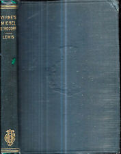 1894 MICHAEL STROGOFF RUSSIA JULES VERNE IN FRENCH ILLUSTRATED GIFT IDEA USA