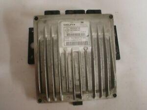 calculateur renault Delphi DDCR , 3 prises , 8200498188 / 8200469340 (réf 4888)