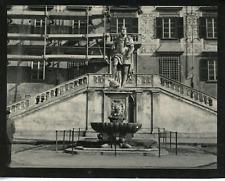 Italie, Pise, place des Chevaliers Vintage silver print,  Tirage argentique