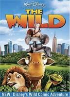 The Wild - DVD By Kiefer Sutherland,Janeane Garofalo - GOOD