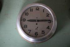 pendule / horloge de gare ou magasin JAZ vintage, art déco