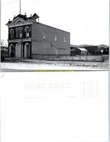 RPPC Real Photo Wyatt Earp OK Corral Tombstone Arizona  Vintage Postcard