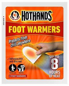 HotHands 7 Paar Fußwärmer - wärmt bis zu 8 H - Wärmekissen Zehenwärmer /R-1981/