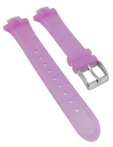 Calypso Bracelet de Montre Fuchsia Caoutchouc Bande K5571/3 K5571