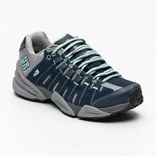 COLUMBIA Master of faster low scarpe donna trekking outdoor blu 40,5 41,5 €100