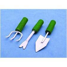 12A scala Garden Tool Set per case di bambole D1310