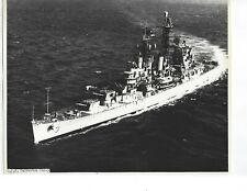 ORIGINAL WARSHIP PHOTO USS GALVESTON CLG-3