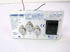 Power One Htaa 16w A Linear Regulated Triple Output Dc Power Supply 15v 400ma