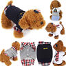 Lovely Pet Dog Cat Shirt Puppy Winter Warm Clothes Sweater Costume Jacket Coat