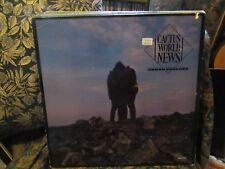 "Cactus World News, ""Urban Beaches"" (US Vinyl LP)"