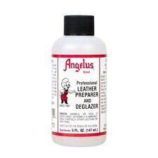 ANGELUS LEATHER PREPARER AND DEGLAZER - pelle e tessuti 147 ML (DEGLAZER150)