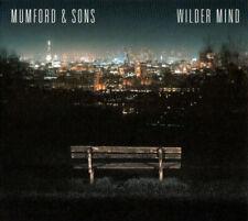 Mumford & Sons – Wilder Mind digpak Gatefold Sleeve cd