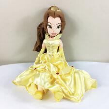 "A7 Disney Princess Beauty & the Beast Belle Plush 20"" Stuffed Toy Lovey"